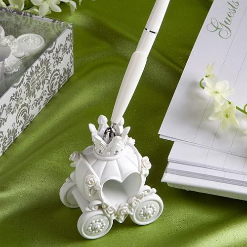 Buy Fashion Wedding Pen Elegent Pumpkin Carriage Stand Excellent Supplies