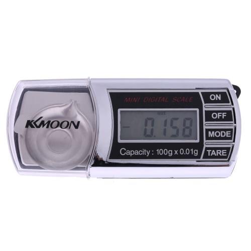 KKmoon Professional Mini Digital Pocket Scale Precision Balance от Tomtop.com INT