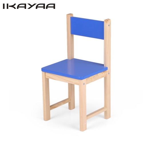 iKayaa Cute Wooden Kids Chair Stool Solid Pine Wood Children Stacking School Chair Furniture 80KG Load Capacity  sc 1 st  Tomtop.com & iKayaa Cute Wooden Kids Chair Stool Solid Pine Wood Children Sales ... islam-shia.org