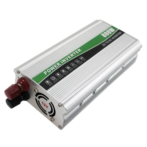 Professional 800W DC12V to AC110V AC Household Car Inverter Power Converter Modified Sine Wave Charger от Tomtop.com INT