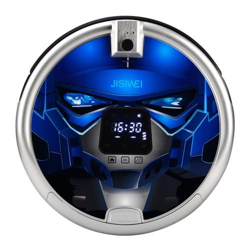 Buy JISIWEI S+ Automatic Vacuum Cleaner Robotic 1080p Camera WiFi Infrared/APP Remote Control
