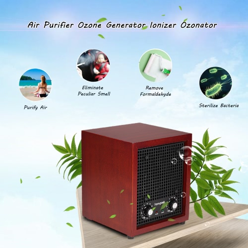 Buy Homgeek 3500SQ.FT Air Purifier Ozone Generator Ionizer Ozonator Cleaner Fresh Purification System Home Office Hotel Use