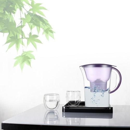 Pitcher di acqua di alta qualità con filtro 1 filtro BPA Filtro gratuito acqua di bollitore con elemento filtrante