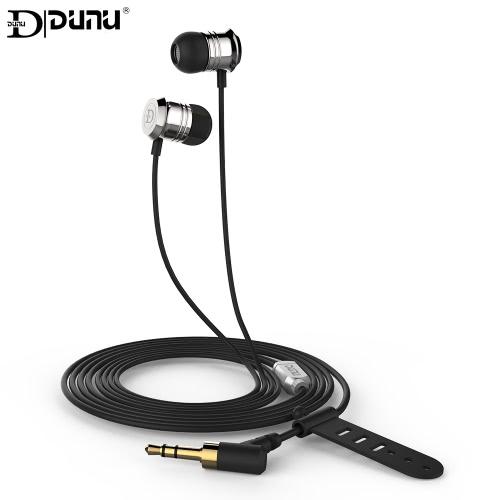 TOMTOP DUNU DN-1000 In-ear Wired Earphone Headset Headphone Stereo 3.5mm Audio Plug