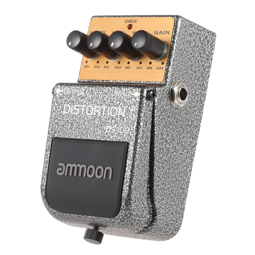 Buy ammoon DS-100 Distortion Effects Pedal Guitar Effect