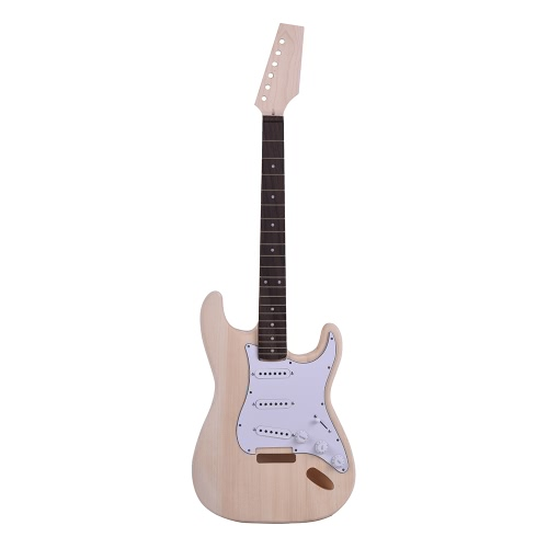 ST Style Electric Guitar DIY Kit,limited offer $61.99