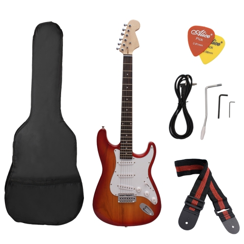 ST 6-String Electric Guitar,limited offer $54.04