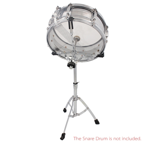 Professional Snare & Dumb Drum Stand Rack Multiple Triangle Bracket Braced Chrome Metal Percussion Gear Support от Tomtop.com INT