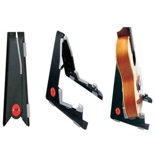Buy Aroma AUS-02 Foldable Stand A-frame Bracket Mount Ukelele Violin Mandolin Easy Universal Compact Space-saving
