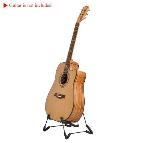 A-Frame Guitar Stand Portable Folding Acoustic Electronic Folk Classical Guitars