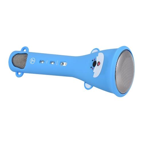TOSING X3 Cute Cartoon Wireless Microphone,free shipping $20.99(Code:IMU4)