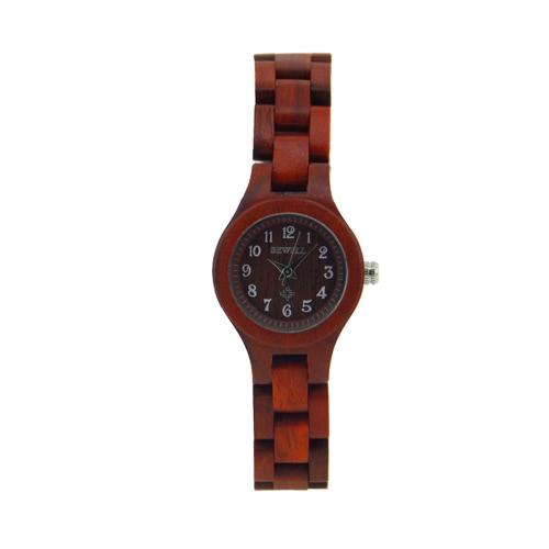 Buy BEWELL Top Brand Luxury Ladies Wood Watches Quartz Analog Fashion Small Dial Women Wooden Casual Wristwatch Feminino Relogio