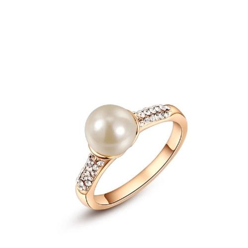 Buy Roxi Hot Fashion New Zircon Crystal Rhinestone Gold Plated Ring Vintage Jewelry Women Wedding Gift