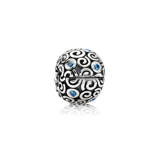 Romacci S925 Clip Bead Charm Bracelet DIY Jewelry от Tomtop.com INT