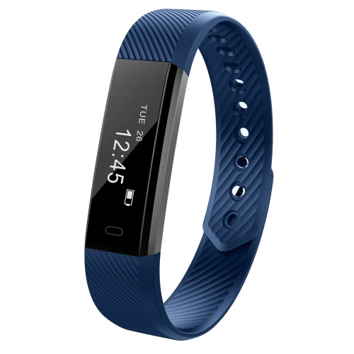 $5 OFF OLED Water-Proof BT4.0 Smart Wrist Band,free shipping $11.99