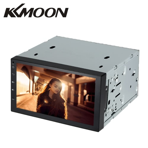 Buy KKmoon 2 Din HD Touch Screen Car Stereo Radio Player GPS Navigation
