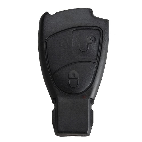 2 Button Key Shell Case Entry Remote Key Protection Cover Replacement Mercedes Benz C E ML Class Sprinter