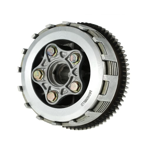 Motorcycle Engine Clutch Assembly for Honda CG125 2002-2016