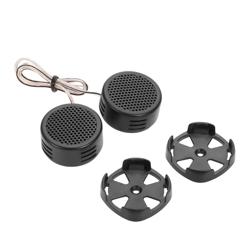 Buy Super Power Loud Audio Dome Speaker Tweeter Car Auto pair