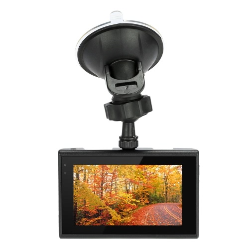 Buy KKmoon Car DVR Camera Video Recorder Vehicle Camcorder 1080P Full HD 3.0 inch Screen USB/TF