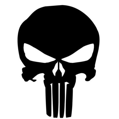 Buy Novel Punisher Skull Head Skeleton Pattern Car Cover Waterproof Sticker Outdoor Window Reflective Sheeting 3D Windshield Decal Rear Styling Auto Vehicle Exterior Decoration