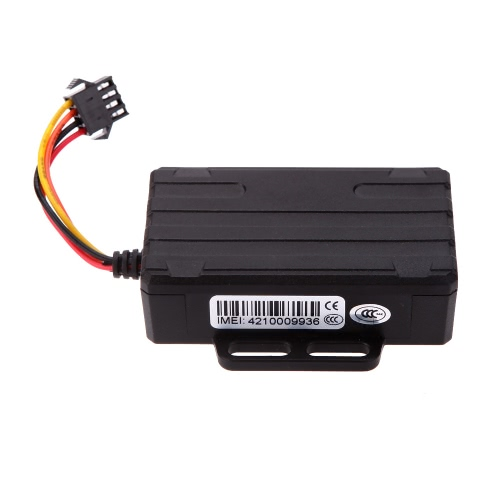 Buy Waterproof Real Time GPS GSM Car Vehicle Tracker Phone SMS Global Locator Anti-Theft Tracking Alarm