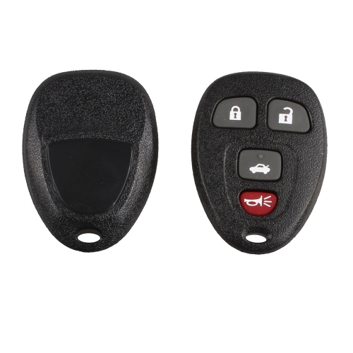 4 Button Replacement Keyless Entry Remote Key Fob Alarm Control Clicker Transmitter OUC60270