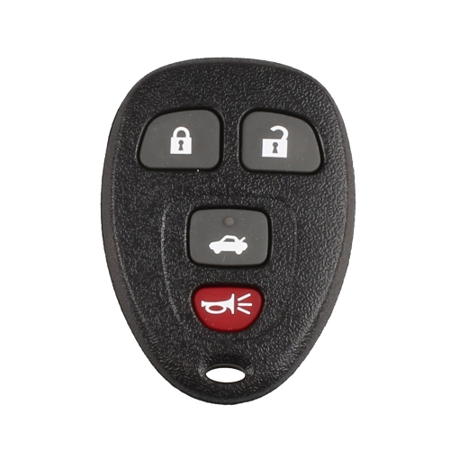 4 Button Replacement Keyless Entry Remote Key Fob Beeper Clicker Transmitter KOBGT04A 22733523