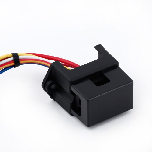4 Way DC32V Circuit Car Trailer Auto Blade Fuse Box Block Holder ATC ATO 2-input 4-ouput Wire от Tomtop.com INT