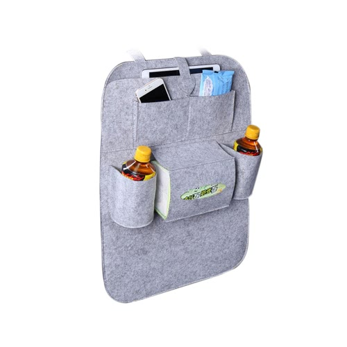Car Seat Storage Bag (Multi Colors)