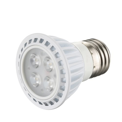15W LED E26/E27 4000-4500K Natural White COB Ultra Bright Spotlight от Tomtop.com INT