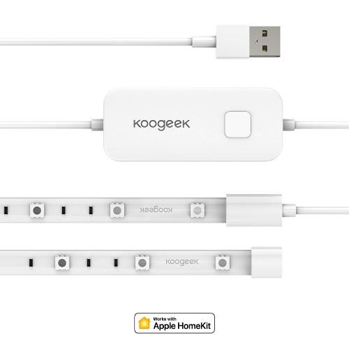 Koogeek Wi-Fi Enabled Smart Light Strip,free shipping $29.99(Code:KGKLS9)