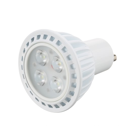 15W LED GU10 4000-4500K Natural White COB Ultra Bright Spotlight от Tomtop.com INT