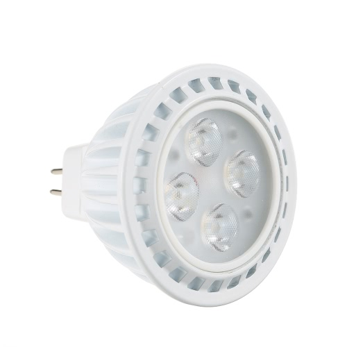 15W LED MR16 4000-4500K Natural White COB Ultra Bright Spotlight от Tomtop.com INT