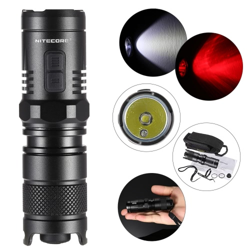 Buy NITECORE MT10C Ultra Bright Portable Mini Handheld Handy 920LM XM-L2 9-mode LED Flashlight Lamp Torch Light