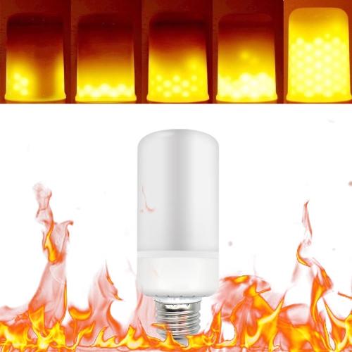 Tomshine LED Flame Effect Fire Bulb,free shipping $6.99(Code:FIRE95)
