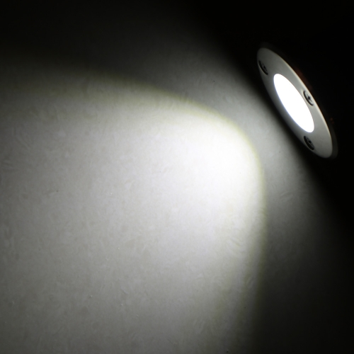 3W 12V DC IP67 COB LED Underground Light Lamp Waterproof High-power Tempered Glass Outdoor Garden Yard Landscape CE RoHs от Tomtop.com INT
