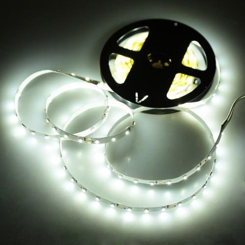 Buy Lixada SMD 3528 60 LEDs/m 5m/lot LED Warm White Strip Fiexble Light 12V 2A Adapter Bar Hotel Restaurantu2013 TOMTOP