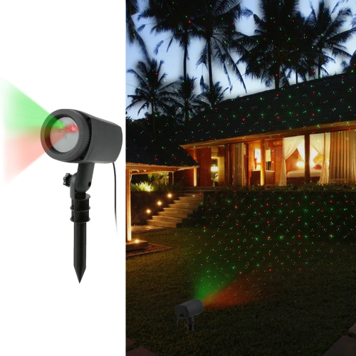 RC Dynamic Red Green Sky Star Effect Light,limited offer $24.99