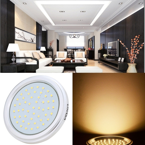 G53 Bulb 12V 7W 51 SMD2835 Epistar LEDs 600LM AR111 Decorative LED Spotlight Cold White от Tomtop.com INT