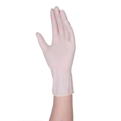 Decdeal 100PCS Disposal Latex Gloves Powder Free Exam Gloves от Tomtop.com INT