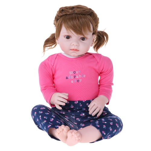Baby Clothes Set Girl 3pcs 100% Cotton Rompers + Long Sleeve Tops + Long Pants  Baby Outfits Spring Summer Autumn  Winter Cat 3M