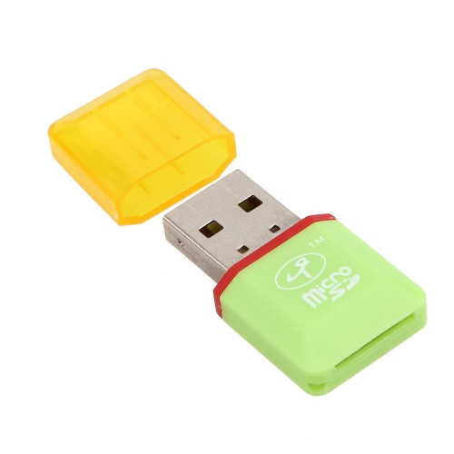 JieBa 2in1 card reader от Tomtop.com INT