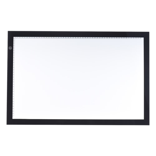 Buy A2 LED Light Box Drawing Tracing Tracer Copy Board Table Pad Panel Copyboard Memory Function Stepless Brightness Control Artist Animation Tattoo Sketching Architecture Calligraphy Stenciling