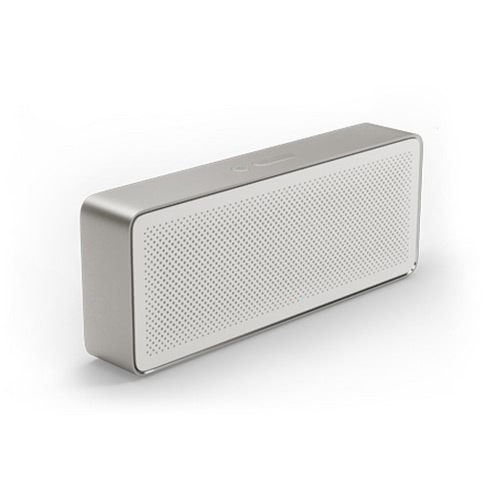 Buy Xiaomi Square Box Bluetooth Speaker 2 Portable Mi Stereo High Definition Sound 4.2 Handsfree 10H Play Aluminum Body iPhone Android Phone