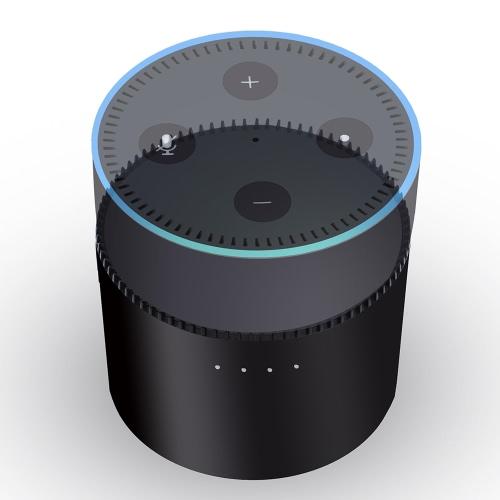 Buy K12 10000mAh Power Bank External Backup Battery Fast Charger Dock Amazon Alexa Echo Dot 2 5V2A