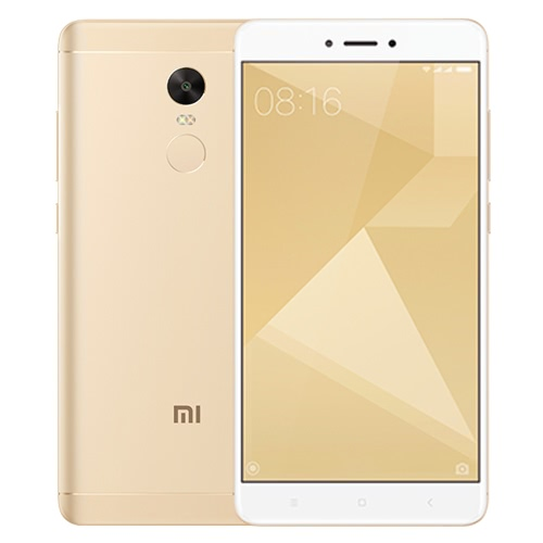 Xiaomi Redmi Note 4X Smartphone 4G Phone 5.5 inches FHD 4GB RAM 64GB ROM от Tomtop.com INT