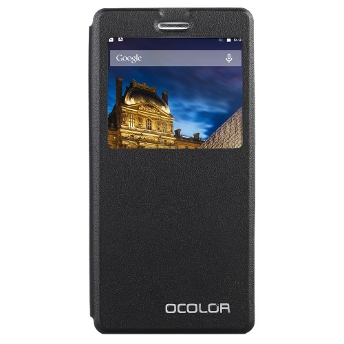 Buy Original Elegant Flip Cover Shell PU Leather Protective Case Book Stand Cellphone CUBOT X16 X17