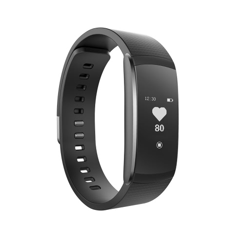 "iwownfit i6 Pro Heart Rate Smart Bluetooth Sport Watch Wristband Bracelet 0.73"" OLED Call Notification Pedometer Alarm Anti-lost Sleep Monitor Sport Modes for iPhone 6 6S 6 Plus 6S Plus 7 Plus Samsung S6 S7 edge S8 Android 4.4 iOS 8.0 or above от Tomtop.com INT"