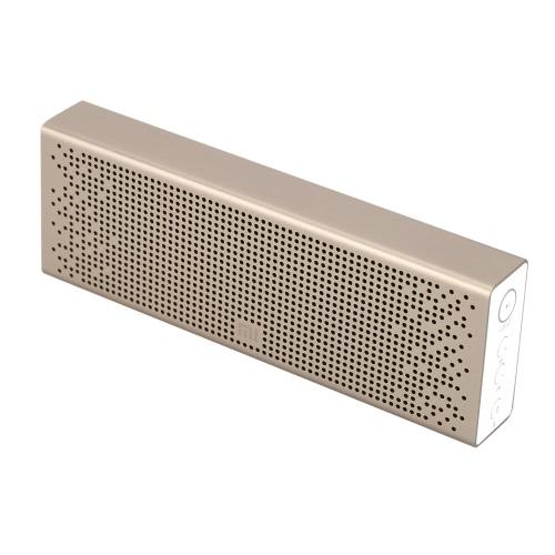Buy 100% Original Xiaomi Bluetooth Speaker Wireless Stereo Mini Portable MP3 Player Phone Handsfree Support TF Aux-in